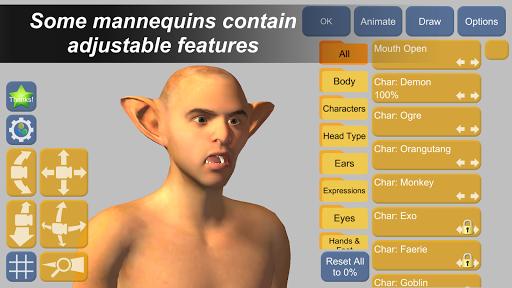3D Mannequins  Screenshots 8