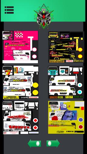 Mod Truck Canter Indonesia New 2.0 Screenshots 8