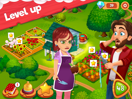 Delicious B&B: Match 3 game & Interactive story 1.15.6 screenshots 21