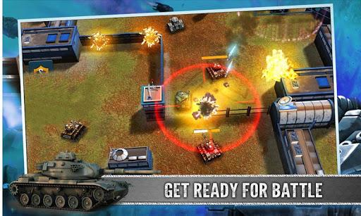 Tank War - Battle machines of war new tanks game  screenshots 1