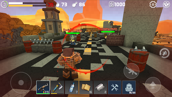 LastCraft Survival Screenshot