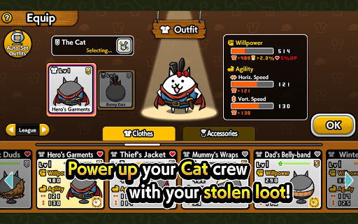 The Burgle Cats 1.6.0 screenshots 5