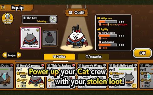 The Burgle Cats MOD APK (Unlimited Money) Download 5