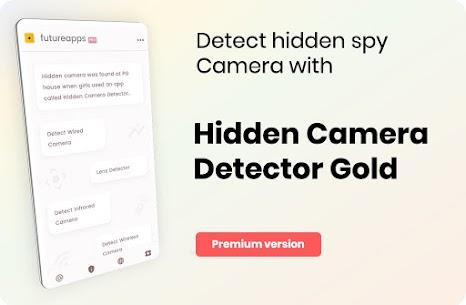 Hidden Camera Detector Gold v14.0 [Paid] 1