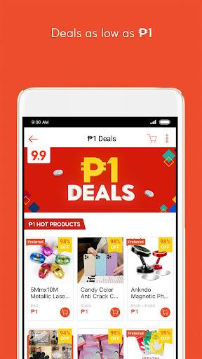 Shopee PH: 9.9 Shopping Day android2mod screenshots 5