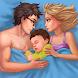 ファミリーホテル: ロマンス&マッチ3パズル
