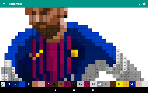 Pixies Pixel Art - Coloring book, Color by Number  screenshots 11