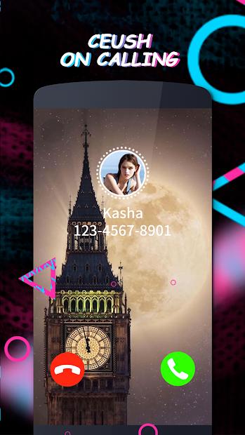 Shining Call Theme screenshot 3