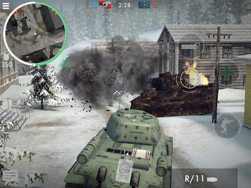 World War Heroes: WW2 FPS goodtube screenshots 23