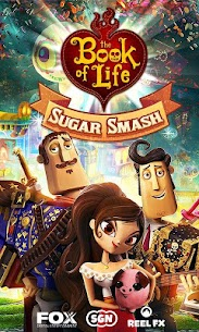 Sugar Smash: Book of Life – Free Match 3 Mod Apk (Infinite Lives + Money) 5