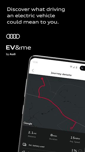 EV&me by Audi  screenshots 1