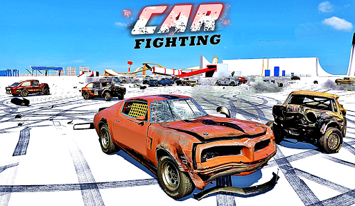 New Demolition Derby Destruction Car Crash Games 4.001 Screenshots 5