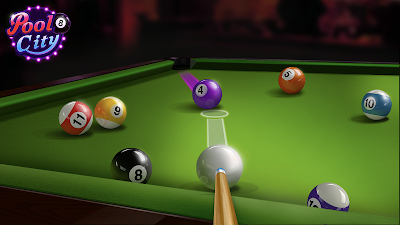 Pooking - Billiards City Android App Screenshot