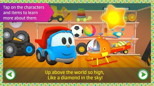 Leo the Truck: Nursery Rhymes Songs for Babies Apkfinish screenshots 4