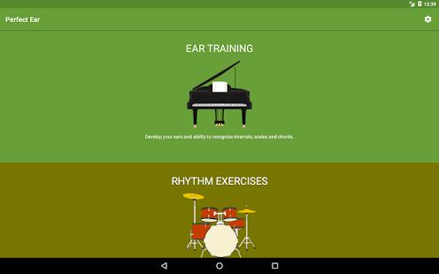 Perfect Ear - Music Theory, Ear & Rhythm Training 3.9.8 Screenshots 17