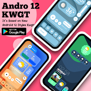 Free Andro 12 KWGT 4