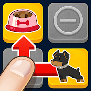 Drag My Puppy: Brain Puzzle Game | Dog house