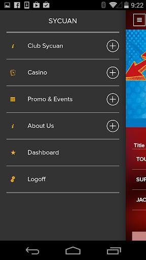 sycuan casino resort screenshot 1