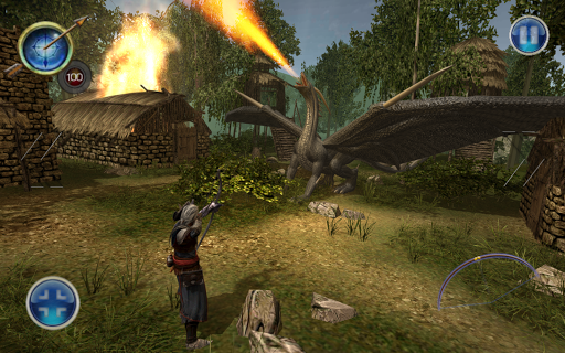 Rise of Monster Dragon Slayers u2013 Battle of Thrones android2mod screenshots 3