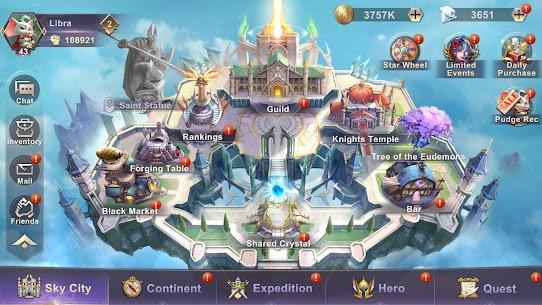 Ace Defender: War of Dragon Slayer MOD APK 1.8.7 (Multi DMG) 6