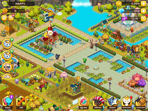 Dragon Village W 1.0.19 screenshots 12