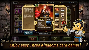 Card Three Kingdoms