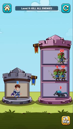 Hero Tower Wars 1.3 screenshots 1