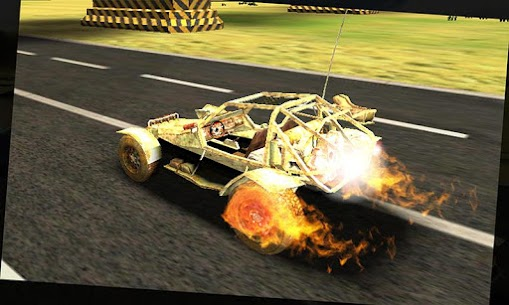 Fury Desert Death Race 3d Game Hack Android and iOS 2
