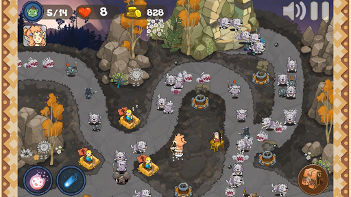 Tower Defense Kingdom: Advance Realm  screenshots 5