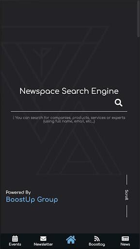 BoostUp Group - Space Tech, Newspace, News, Events  screenshots 1