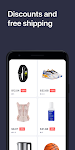 screenshot of Joom. Shopping for every day.