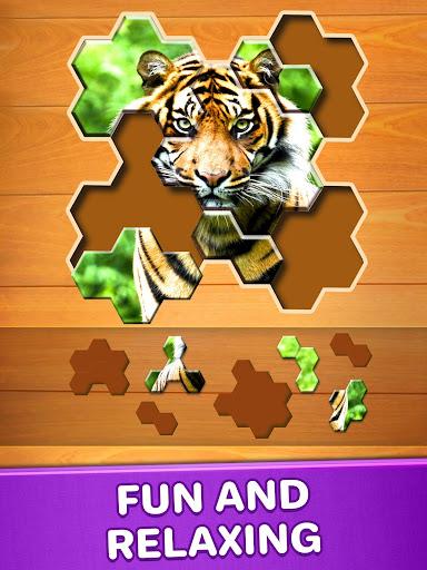 Jigsaw Puzzles Hexa ud83eudde9ud83dudd25ud83cudfaf 2.2.5 screenshots 11