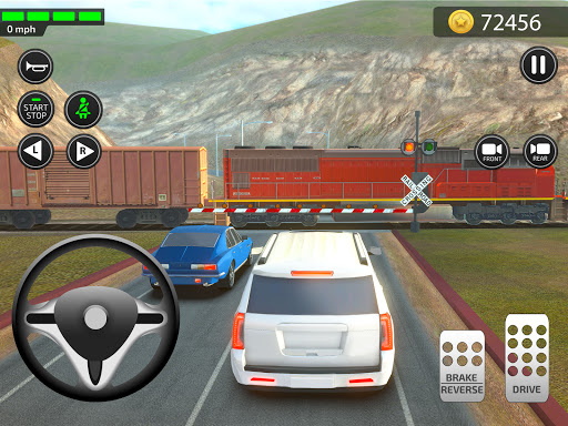 Driving Academy - Car School Driver Simulator 2020 2.8 screenshots 14