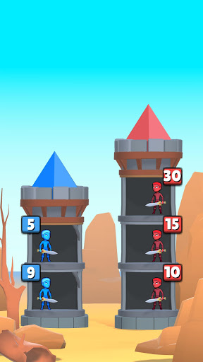 Hero Tower Wars - Castle War Games  screenshots 19