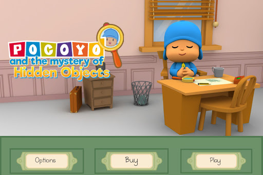 Pocoyo and the Mystery of the Hidden Objects  screenshots 6