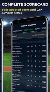 Cricket Mazza 11 Mod apk 1.53 8