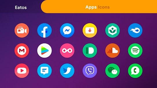 OneUI 3 – Round Icon Pack 3