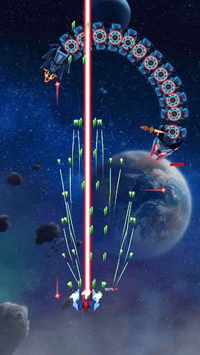Space Shooter - Arcade 2.4 screenshots 8