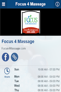Focus 4 Massage For Pc – Free Download For Windows 7, 8, 10 Or Mac Os X 2