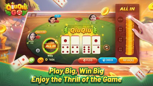 QiuQiu Go-Domino QiuQiu Online Tournament  screenshots 4