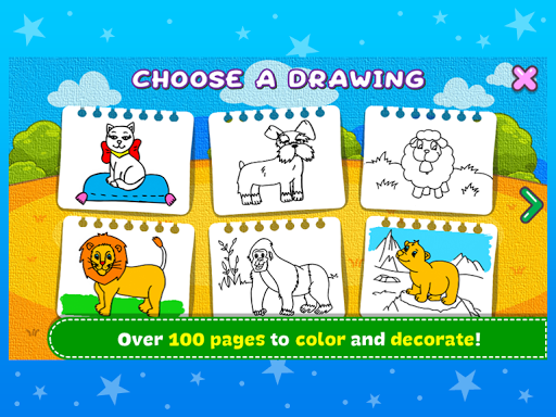 Coloring & Learn Animals - Kids Games 1.18 screenshots 10