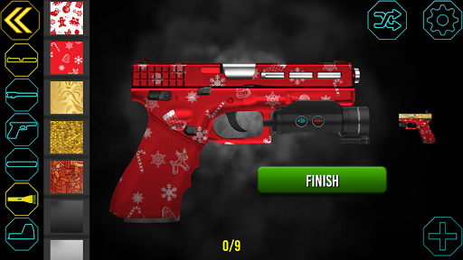 Gun Builder Custom Guns - Shooting Range Game 1.2.9 screenshots 4