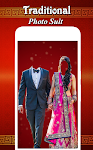 screenshot of Couple Traditional Photo Suits