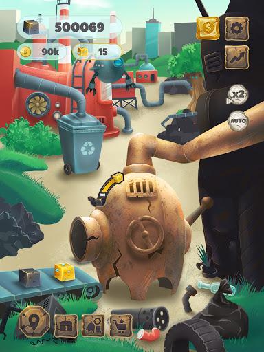 Trash Tycoon: idle clicker & simulator & business screenshots 15