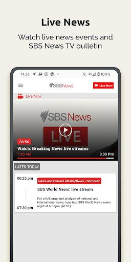SBS News  screenshots 4