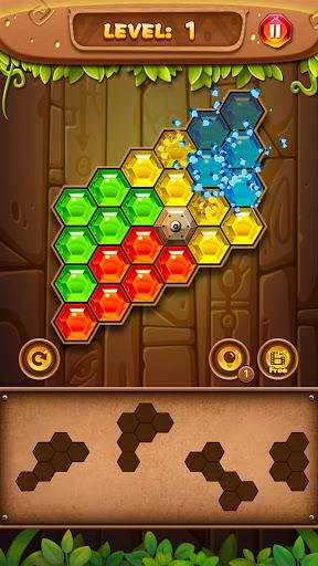 Block Puzzle - Hexa Block Puzzle Games 1.0.7 screenshots 1