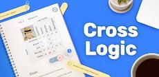 Cross Logic - ロジックパズルのおすすめ画像1