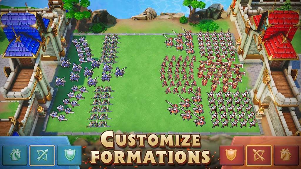 Lords Mobile:Tower Defense  poster 1