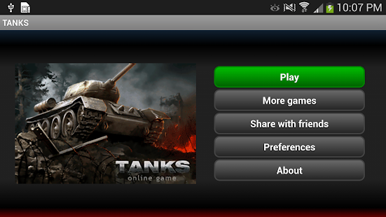 TANKS Screenshot