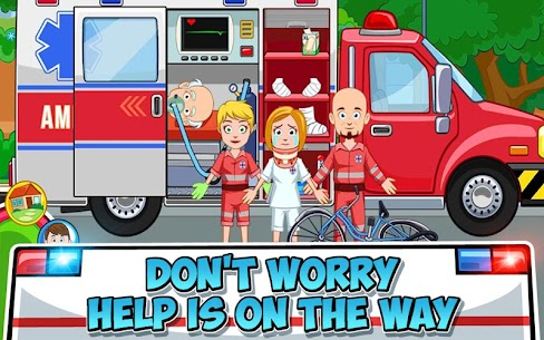 My Town : Fire station Rescue 1.28 APK (Mod) Newest 2